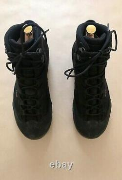 Aku Ns 564 Spider II Bottes Noires Men's Tactical Military Combat Low Navy Seal