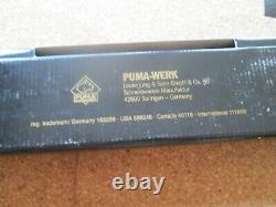 Allemand Puma Tac-1 Tactical Fighting Couteau Jermer Design Rare
