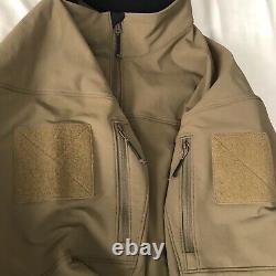 Arcteryx Leaf Drac Jacket Sz XL Crocodile Combat Softshell Tactical 10696 Rare
