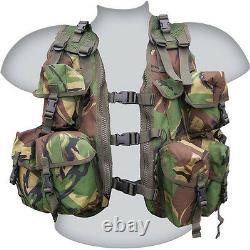 Armée Britannique Style Militaire Forces Spéciales Tactical Combat Assault Vest Kombat