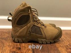 Bates Boots 7013 Mens Coyote Shock Fx MID Cut Tactical Boots 10m Us Nwot