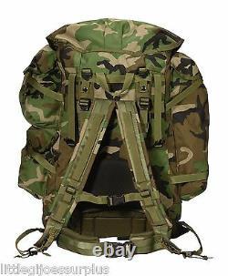 Camo Military Enhanced Cfp-90 Tactical Rucksack Combat Pack Sac À Dos 2237