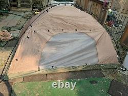 Catoma Tactical Commando II Tent Olive Drab To Desert Tan Military Combat Tent
