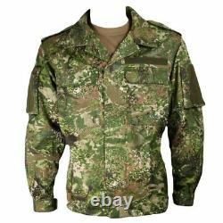 Concamo Commando Shirt Tactical Combat Military Shirt Milspec Twill