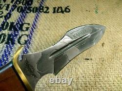Couteau De Combat Poignard Karatel Punisher Parachutiste Survie Tactique Militaire