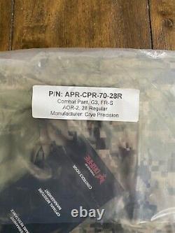 Crye Precision G3 Drifire Aor2 Pantalon De Combat 28 Militaire Tactique Régulier