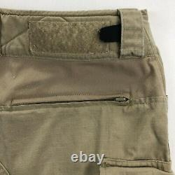 Crye Precision G3 Pantalons De Combat Hommes 38x30 Khaki Cargo Tactique Chasse Militaire