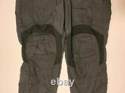 Crye Precision Noir G3 Pantalon De Combat 38 Courte Tactique Militaire