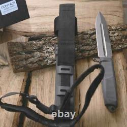 Extrema Contact Gris Loup Tactique Couteau De Chasse Camp Militaire 04 1000 0215 Gt