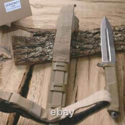 Extrema Contactez-hcs Tactique De Chasse Camp Militaire Couteau 04 1000 0215 Hcs