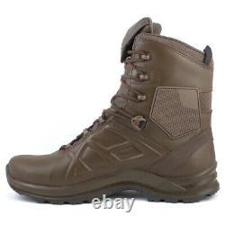 Haix Black Eagle Tactique 2.0 Gtx High/brown Gore-tex Combat Military Army Boots