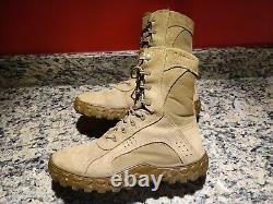 Hommes Rocky Sv2 Taille Tactique Militaire De Bottes 10,5 W Excellente Opération Spéciale Utilisée