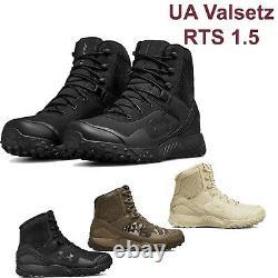 Hommes Sous L'armée Valsetz Rts 1,5 7 Pouces Bottes Tactiques Militaires Bottes De Travail Nouveau