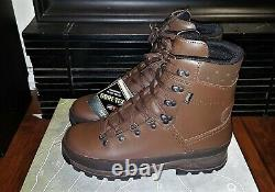 Lowa Mountain Boot Gtx Task Force Us 11 Gore-tex Combat Tactique Militaire