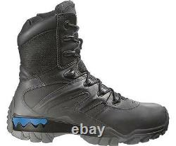 Mens Bates Tactique Delta Zip Lace 8 Boots Army Defence Leather Tough E72010
