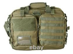 Mens Military Combat Us Army Day Travel Sac À Bandoulière Messenger Rucksack Day Pack