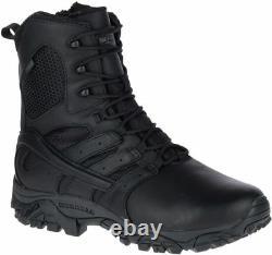 Merrell Moab 2 8 Réponse Imperméable À L'eau J45335 Tactical Military Combat Boots Mens