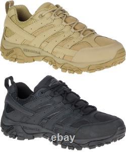 Merrell Moab 2 Tactical Military Army Combat Desert Trekking Desert Shoes Hommes