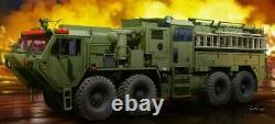 Modèles Trompettiste 01067 135 M1142 Hemtt Tactical Fire Fighting Truck