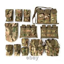 Molle Militaire II Rifleman Tactique Rucksack Pack Assault, Combat Flc