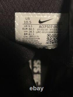 New Nike Sfb Field 2 8 Bataille Militaire Tactique Black Bottes Taille Des Hommes 10.5