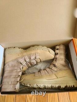 Nike Homme Sfb Gen 2 8 Military Combat Tactical Boots Khaki 922474-201 Sz 10