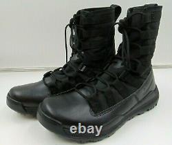 Nike Mens Sfb Gen 2 8 Military Tactical Boots Noir 922474-001 Taille 8 Nouveau