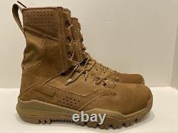 Nike Sfb Field 2 8 Bottes De Combat Militaires Du Désert Aq1202-900 Taille 9