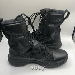 Nike Sfb Field 2 8 Bottes De Combat Tactiques Militaires Noires Hommes Taille 10 Ao7507-001