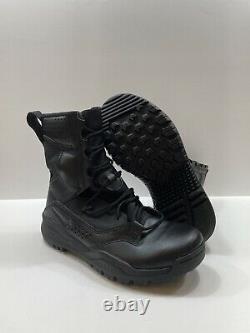 Nike Sfb Field 2 8 Bottes Noires Tactiques Hommes Militaires Taille 10,5 Us Ao7507-001