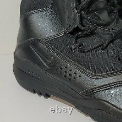 Nike Sfb Field 2 8 Bottes Noires Tactiques Hommes Militaires Us Ao7507-001 Taille 11.5