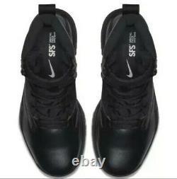 Nike Sfb Field 2 8 Bottes Tactiques De Combat Militaire Champ Spécial Hommes Noirs 10,5