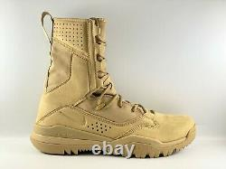 Nike Sfb Field 2 8 Chaussures Bottes Tactiques Homme Taille 9 Desert/desert Ao7507-200