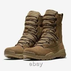Nike Sfb Field 2 8 Cuir Coyote Field Boot Tactical Combat Aq1202-900 Sz 10