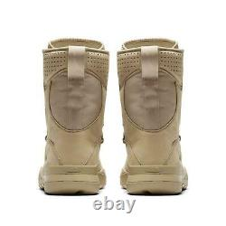 Nike Sfb Field 2 8 Military Tactical Desert Boots Brown Ao7507-200 Taille 10