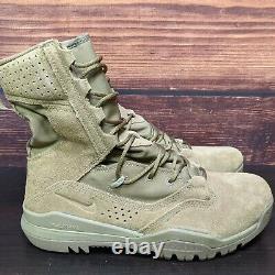 Nike Sfb Field 2 Coyote Desert Tan 8 Bottes Tactiques En Cuir Aq1202-900 Homme 10