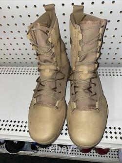 Nike Sfb Field 2 Hommes 8 Tactique De Randonnée Militaire Bottes De Combat Taille 10.5 Désert