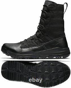 Nike Sfb Gen 2 8 Boots Tactiques De Combat Militaire Black 922474-001. Taille 8. Nouveau