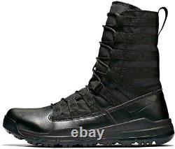 Nike Sfb Gen 2 8 Boots Tactiques De Combat Militaire Black 922474-001 Taille 9.5