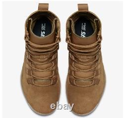 Nike Sfb Gen 2 8 Bottes Tactiques De Combat Militaire Brunes 922474-001 Taille 11