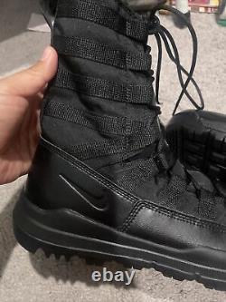Nike Sfb Gen 2 8 Bottes Tactiques De Combat Militaire Noir 922474-001 Taille Homme 11