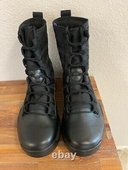 Nike Sfb Gen 2 8 Bottes Tactiques De Combat Militaire Noir 922474-001 Taille Homme 11,5