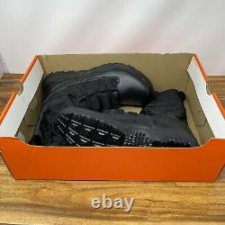 Nike Sfb Gen 2 8 Bottes Tactiques De Combat Militaire Noires 922474-001 Taille 11,5