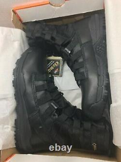 Nike Sfb Gen 2 8 Gtx Gore-tex Black 922472-002 Bottes Tactiques Militaires Hommes