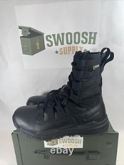 Nike Sfb Gen 2 8 Gtx Gore-tex Noir 922472-002 Bottes Tactiques Militaires Hommes 6