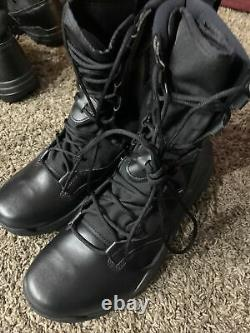 Nike Sfb Special Field 2 Boot 8 Tactical Black Military Combat Boots Taille 10
