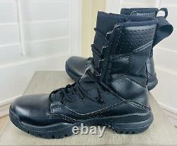 Nike Sfb Special Field Bataille Tactique Militaire Bottes Noires Ao7507-001, Hommes 13