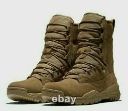 Nike Sfb Zone 2 8 Boots De Combat Tactique De Coyote De Coyote Aq1202-900 Militaires
