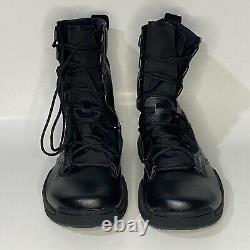 Nike Sfb Zone 2 8 Boots Tactiques De Combat Militaire Black Ao7507 001 Taille 10,5
