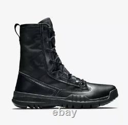 Nike Sz 4.5 Sfb Field 8 Bottes De Police Militaire Tactique Noire 631371 Hommes